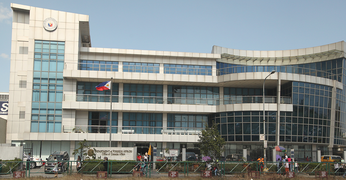 DFA Consular Featured - How to Get a Passport for a Minor in the Philippines